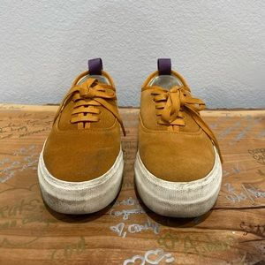 EYTYS mother suede trainers platform 37
